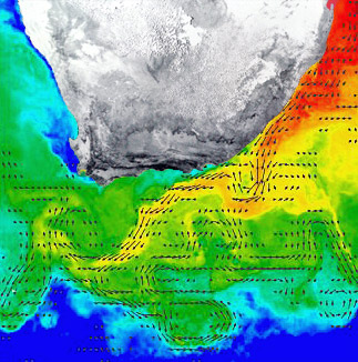 Water Temperatures South Africa
