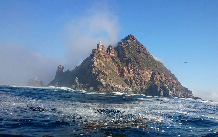 Visit Cape Point by sea!
